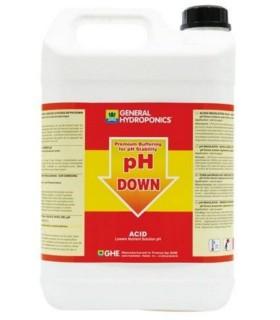 GHE pH Down (pH-) 5 liter