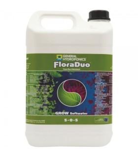 GHE FloraDuo Grow Soft Water 60 ltr