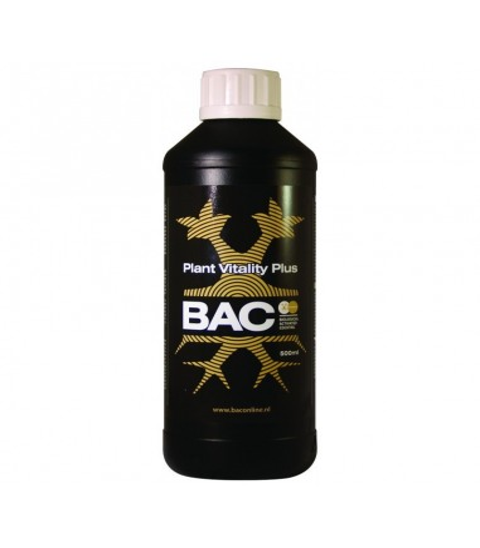 BAC Plant vitality Plus 500 ml