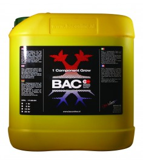 BAC  1 component Groei 10 ltr.