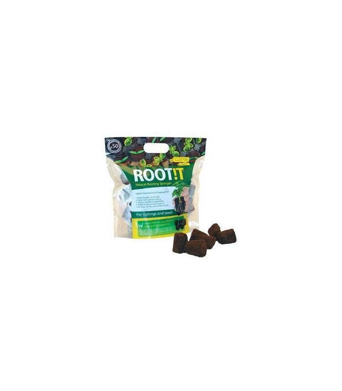 Root!t wortelsponzen (50 stuks)