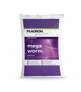 Plagron Mega worm 25 ltr.