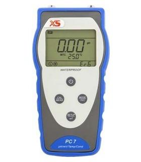 Xs Pc 7 water ph & ec meter